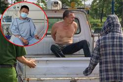 Tài xế taxi kể lại phút sinh tử với tên cướp và sự vô cảm của đại úy công an