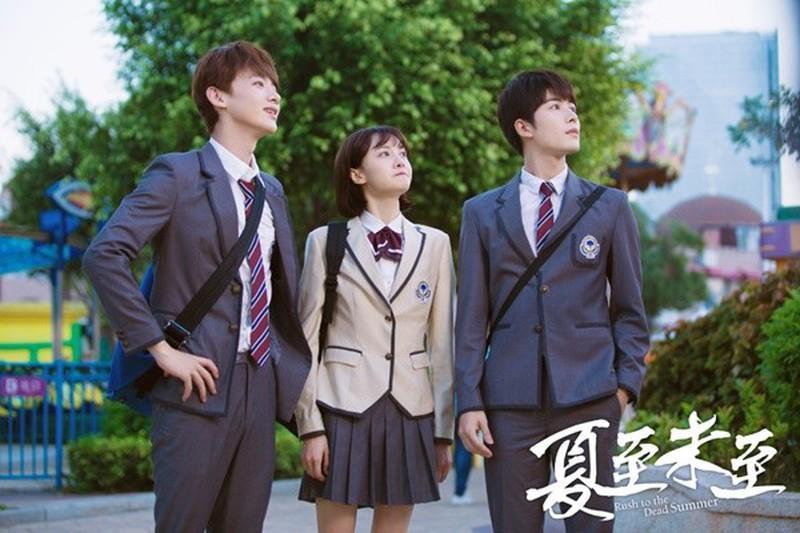 Trịnh Hợp Huệ Tử cướp đất diễn Trịnh Sảng trong Hạ Chí Chưa Tới hóa ra cứu vớt cả bộ phim-1
