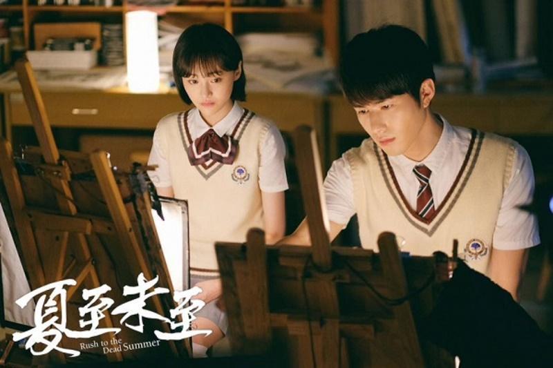 Trịnh Hợp Huệ Tử cướp đất diễn Trịnh Sảng trong Hạ Chí Chưa Tới hóa ra cứu vớt cả bộ phim-2