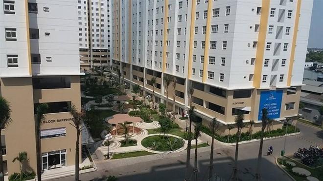 TP.HCM xuất hiện ca Covid-19 cộng đồng, sống tại chung cư ở Thủ Đức-2