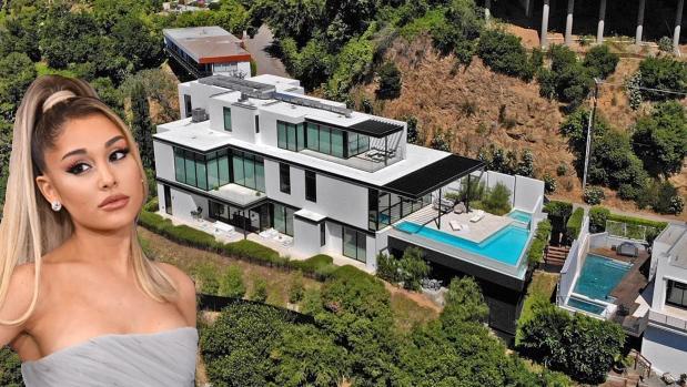 Sau khi lên chức vợ, Ariana Grande sở hữu khối tài sản triệu người thèm-5