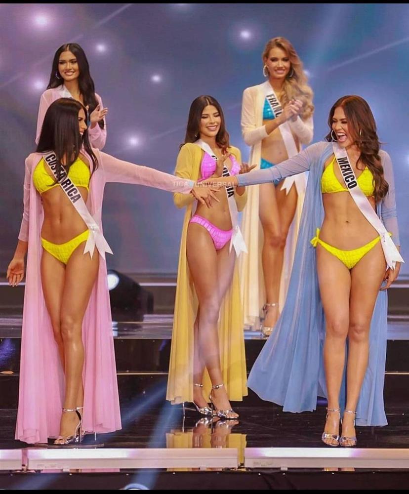 Đôi tình nhân gây xúc động tại chung kết Miss Universe 2020-4