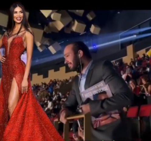 Đôi tình nhân gây xúc động tại chung kết Miss Universe 2020-5