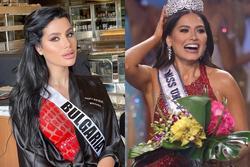 Đối thủ tuyên bố tân Miss Universe Andrea Meza không xứng đáng