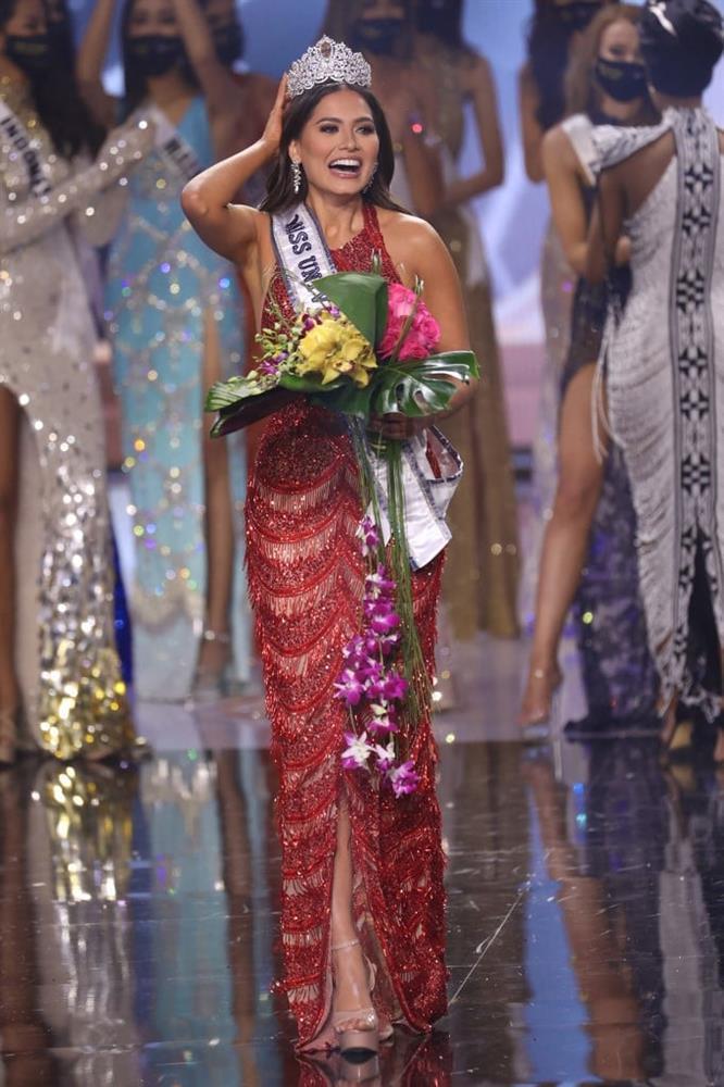 Đối thủ tuyên bố tân Miss Universe Andrea Meza không xứng đáng-6