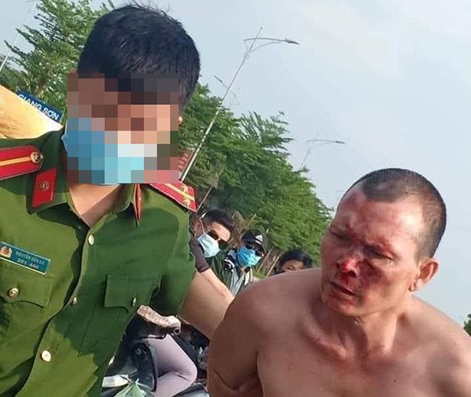 Chân dung kẻ giết người máu lạnh bị tài xế taxi hạ gục ở Hà Nội-1
