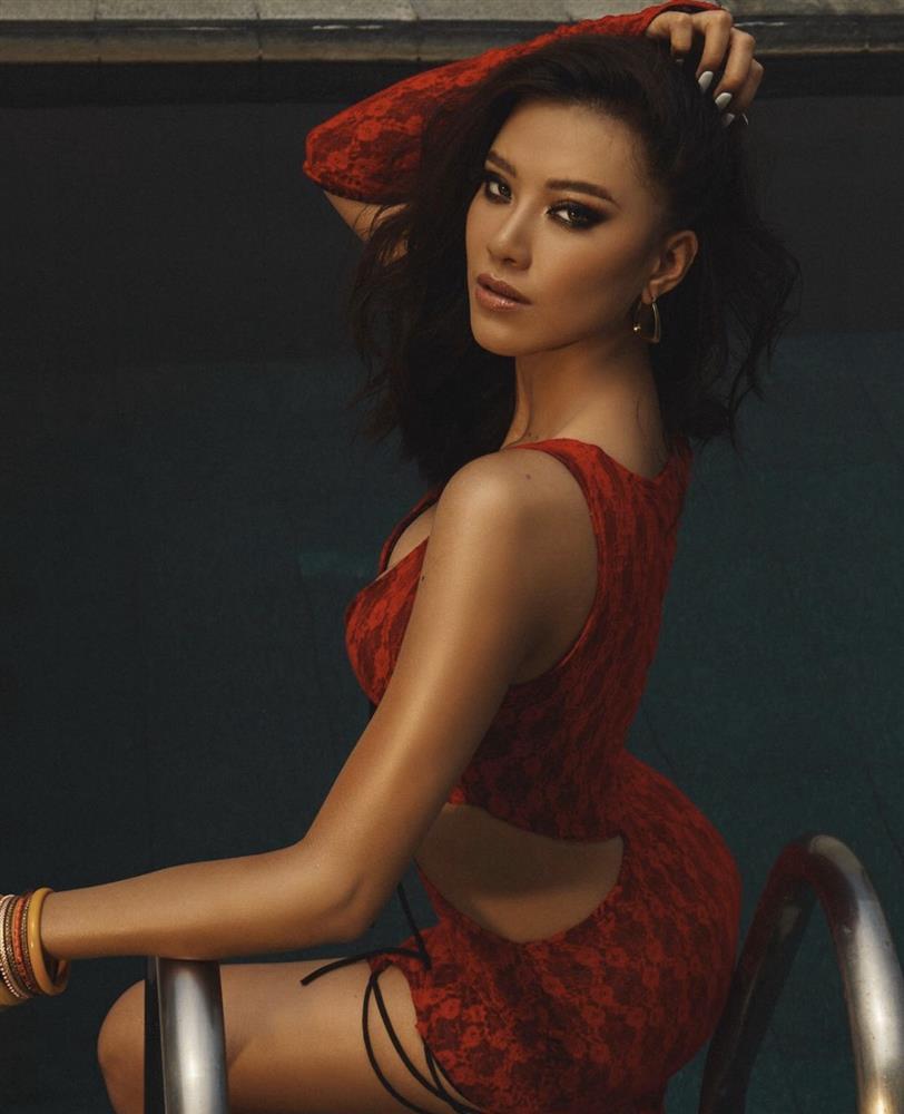 Kim Duyên - người kế nhiệm Khánh Vân thi Miss Universe 2021 bị bóc body dao kéo-10