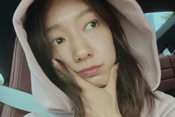 Park Shin Hye khoe mặt mộc gây trầm trồ