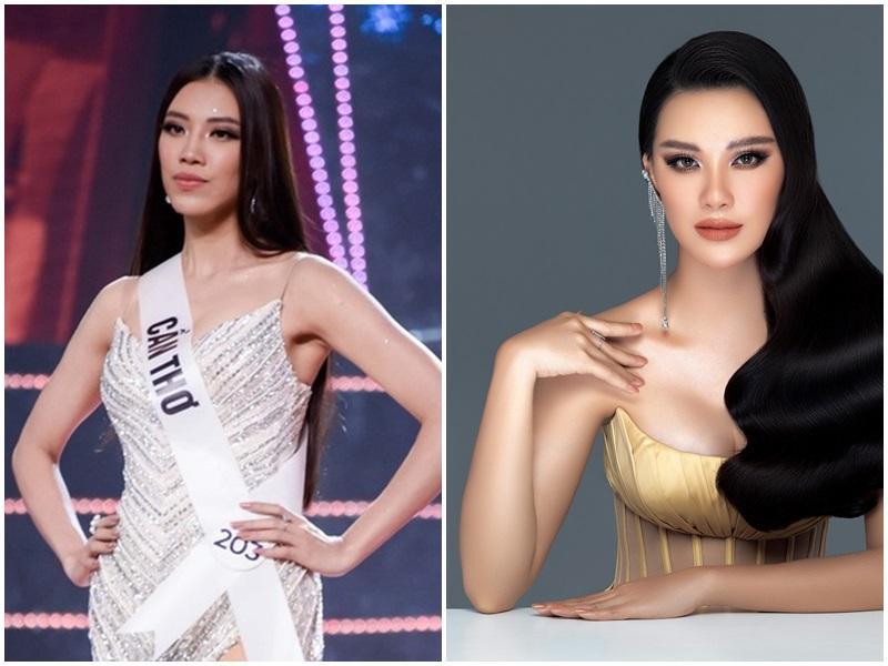Kim Duyên - người kế nhiệm Khánh Vân thi Miss Universe 2021 bị bóc body dao kéo-6