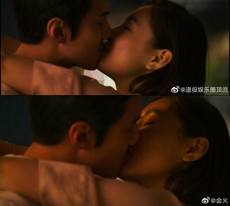 Sehun (EXO) và Ngô Thiến lộ cảnh phim hôn nhau đắm đuối cá chuối-1
