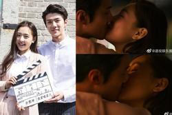 Sehun (EXO) và Ngô Thiến lộ cảnh phim hôn nhau 'đắm đuối cá chuối'