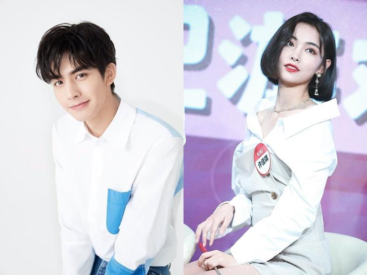 Sehun (EXO) và Ngô Thiến lộ cảnh phim hôn nhau đắm đuối cá chuối-5