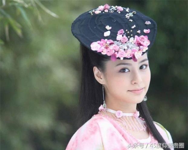 Mũ cổ trang của mỹ nữ Cbiz: Dương Mịch đội tổ chim, Lưu Diệc Phi đội mâm ngũ quả-8