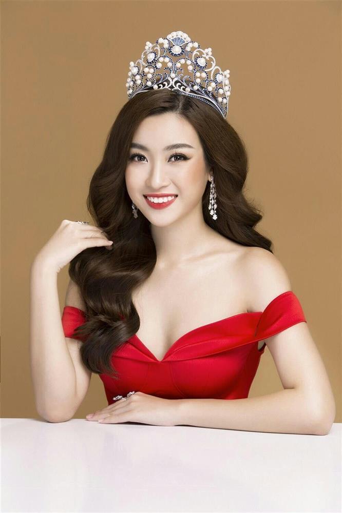Hoa hậu Du lịch Thái Lan bị nghi đạo nhái vương miện của Hoa hậu Đỗ Mỹ Linh-2