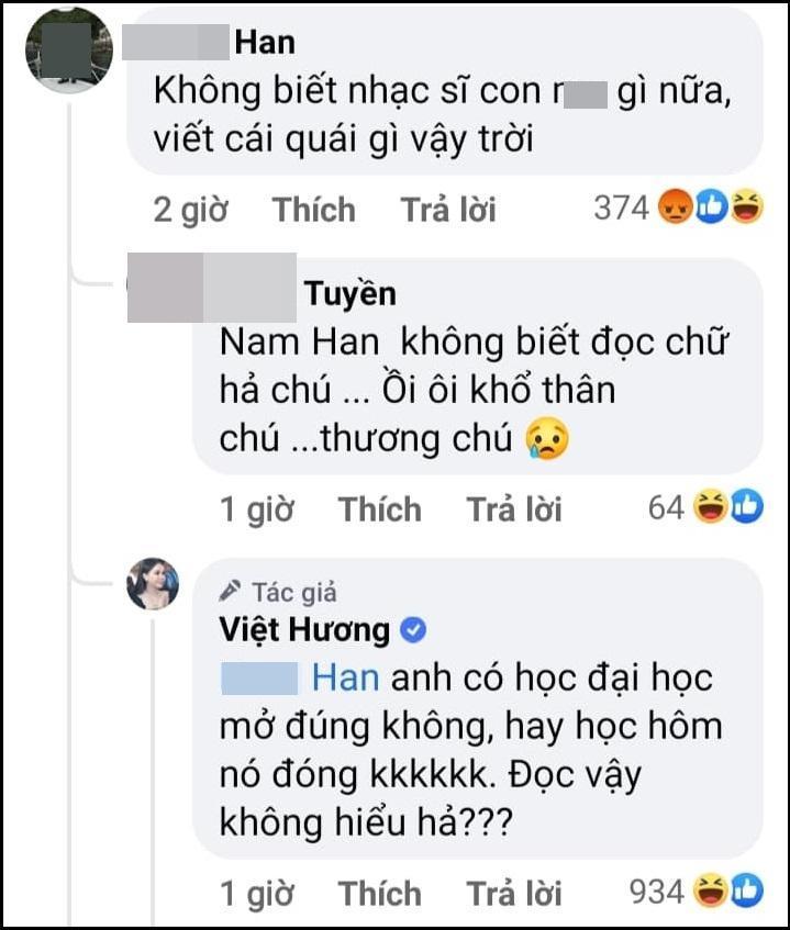 Việt Hương xù lông khi người thân bị chê, công việc bị đụng chạm-2