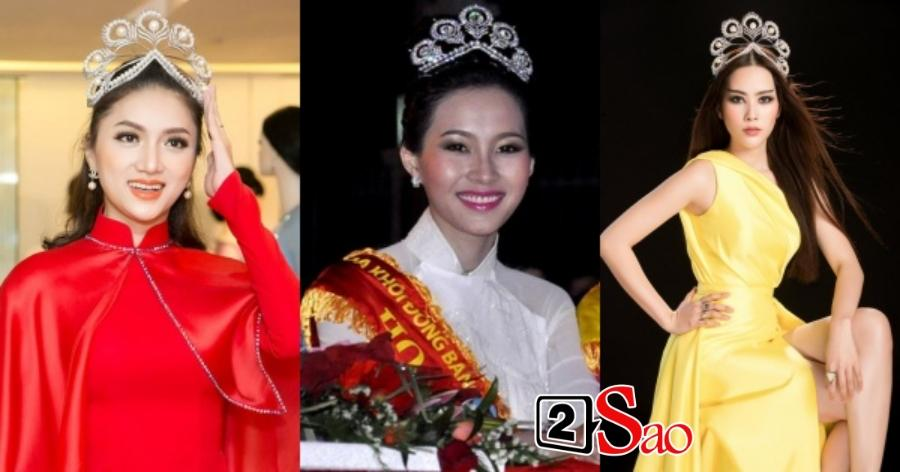 Mỹ nhân Việt đạo nhái vương miện: Hơn 10 người cùng đeo 1 mẫu phake-6