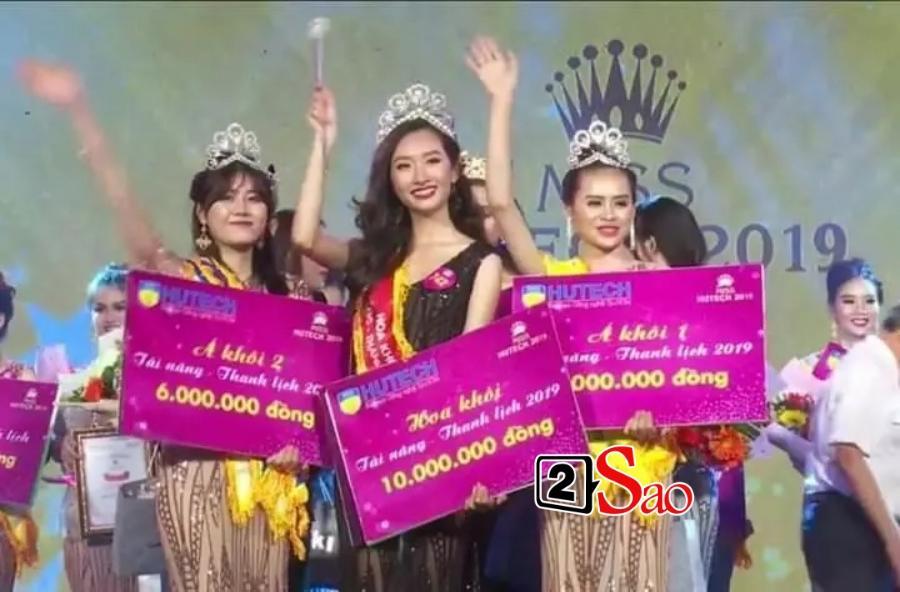 Mỹ nhân Việt đạo nhái vương miện: Hơn 10 người cùng đeo 1 mẫu phake-9