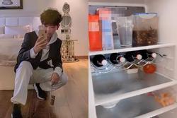 Rich kid thế hệ Gen Z khoe tủ lạnh, bất ngờ món ăn người giàu