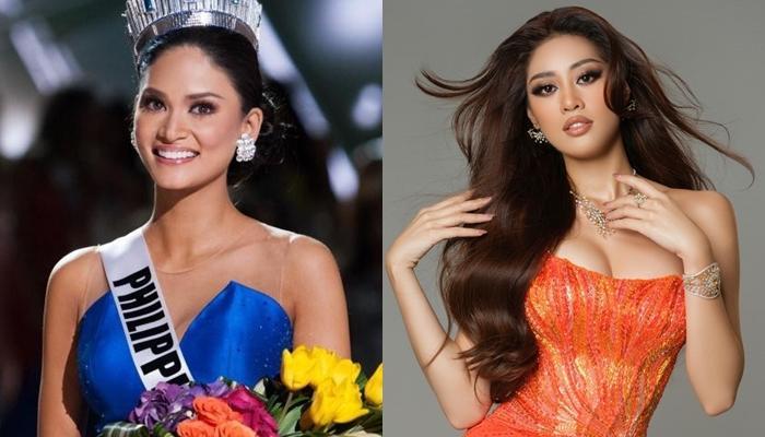 Ngứa mắt Hoa hậu Hoàn vũ Pia, dân mạng Việt ra tay truất ngôi-3