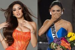 Ngứa mắt Hoa hậu Hoàn vũ Pia, dân mạng Việt ra tay 'truất ngôi'