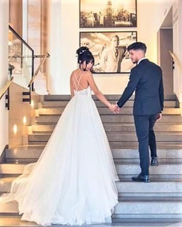 Làm đám cưới giả để trả thù bạn trai cũ-2