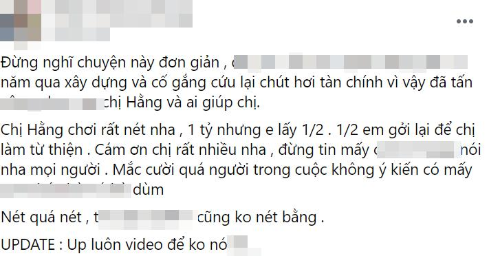 Hacker vì 1 câu của bà Phương Hằng mà hiểm nguy cũng không từ bỏ-1
