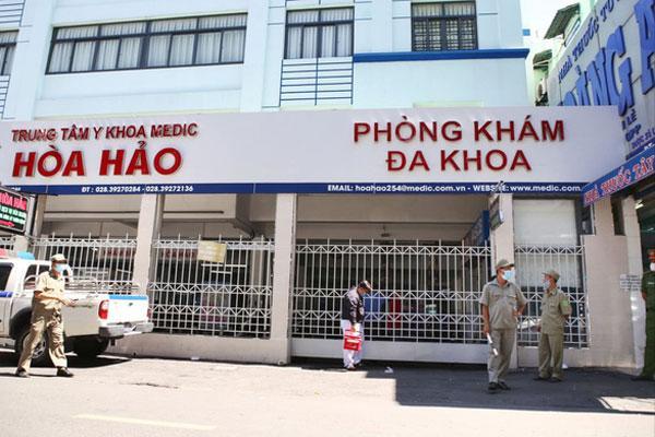 Khẩn: TP.HCM tìm người đến quán bánh canh cá lóc và Trung tâm Y khoa Medic-2