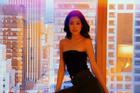 Khánh Vân lộ body rạc đi thấy rõ sau Miss Universe