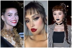 'Dựng tóc gáy' màn make-up thảm họa của Tiểu Vy - Hà Hồ - Bảo Thy