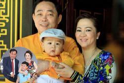 Ngoại hình zai út nhà bà Phương Hằng, vừa 1 tuổi đã sở hữu nghìn tỷ
