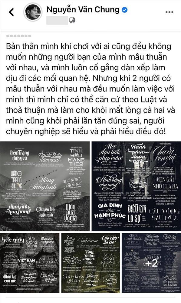 Nguyễn Văn Chung bán hit độc quyền, netizen khóc thuê cho Cao Thái Sơn-2