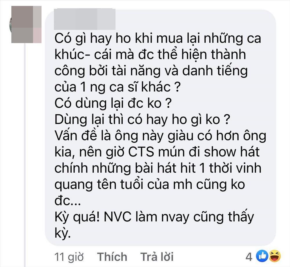 Nguyễn Văn Chung bán hit độc quyền, netizen khóc thuê cho Cao Thái Sơn-8
