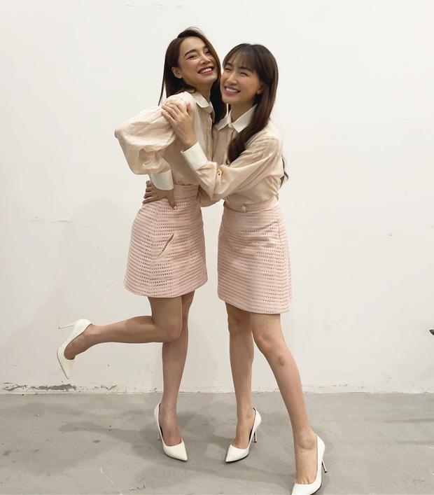 Hòa Minzy mải hát tặng sinh nhật Nhã Phương thì Trường Giang nhắc... Bo khóc kìa-3
