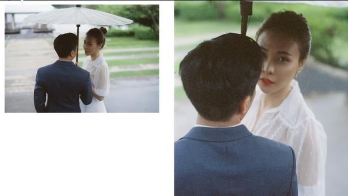 Cường Đô La tung ảnh tình bể bình bên vợ kỷ niệm 2 năm chung nhà-3