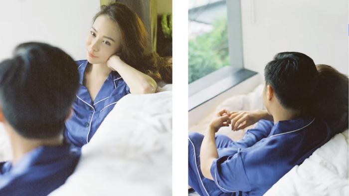 Cường Đô La tung ảnh tình bể bình bên vợ kỷ niệm 2 năm chung nhà-5