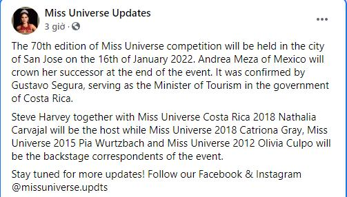 Kim Duyên thi Miss Universe 2021 ở đâu, khi nào?-1
