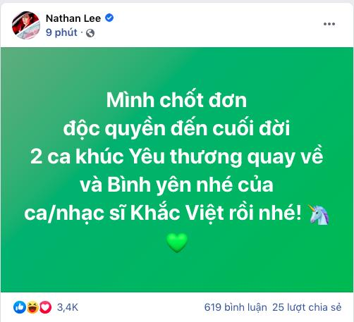 Cao Thái Sơn dĩ độc trị độc, hớt luôn hit đình đám của Nathan Lee?-1