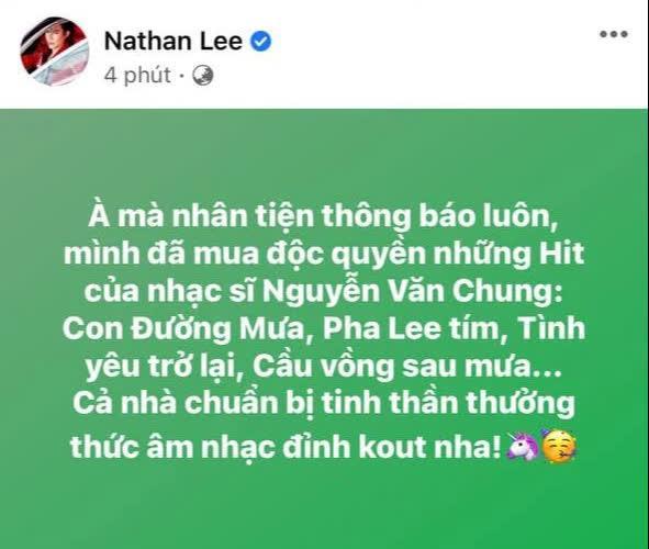 Cao Thái Sơn dĩ độc trị độc, hớt luôn hit đình đám của Nathan Lee?-2