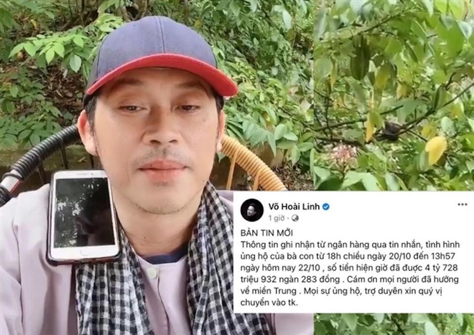 Thực hư Hoài Linh chuyển 14 tỷ đến Ủy ban Trung ương MTTQ Việt Nam?-1