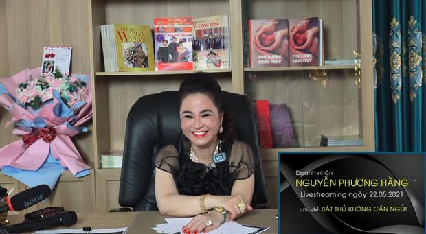 Bà Phương Hằng bất ngờ tung ghi âm ẩn ý NSND Hồng Vân chửi khán giả-1