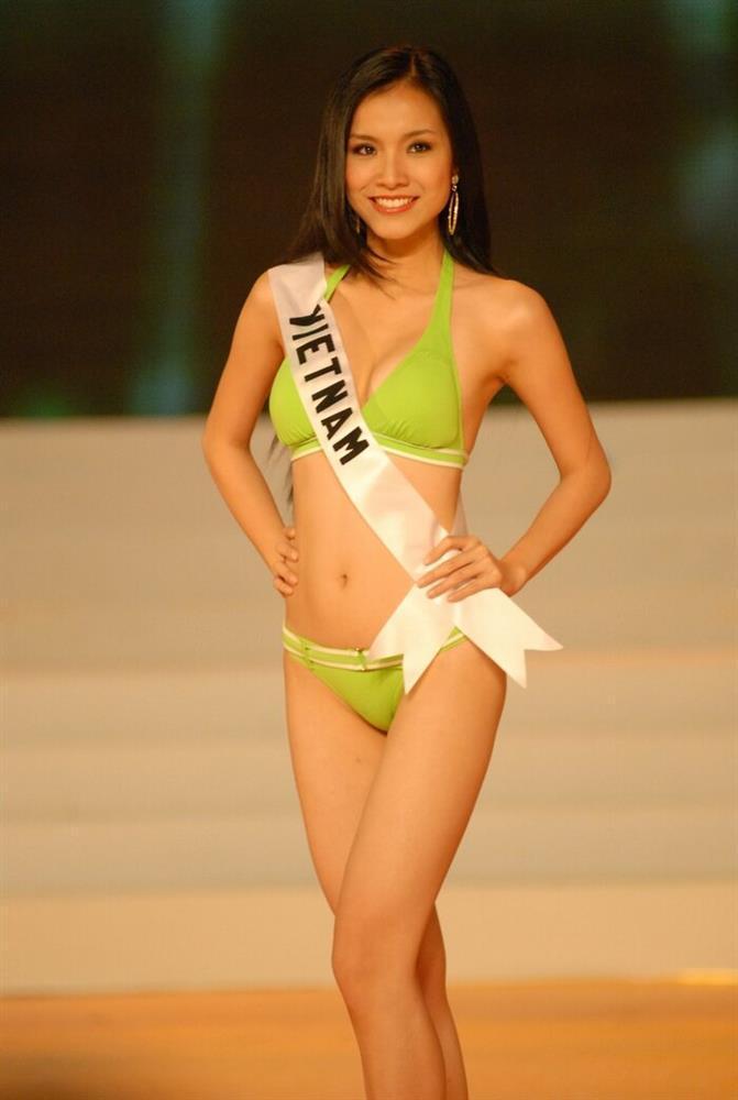 4 Hoa hậu Hoàn vũ Việt Nam thi Miss Universe: Phạm Hương đội sổ-4
