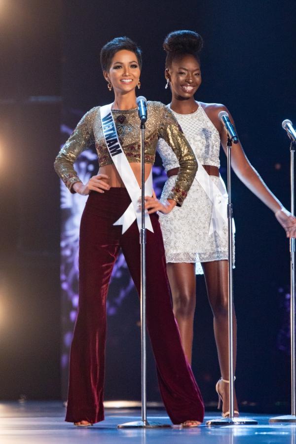 4 Hoa hậu Hoàn vũ Việt Nam thi Miss Universe: Phạm Hương đội sổ-6