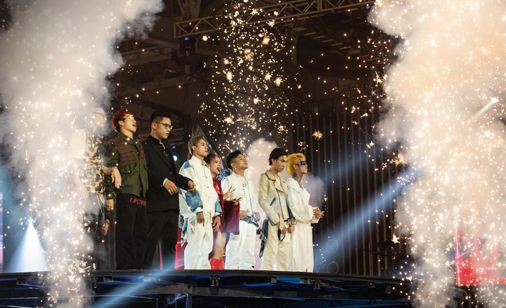 Rap Việt All-star Concert: Thành Cry lần đầu debut, dàn HLV và thí sinh cực cháy nhưng BTC đã quá tham lam-4