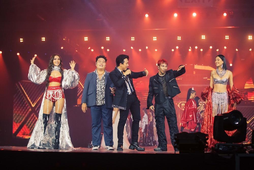 Rap Việt All-star Concert: Thành Cry lần đầu debut, dàn HLV và thí sinh cực cháy nhưng BTC đã quá tham lam-5