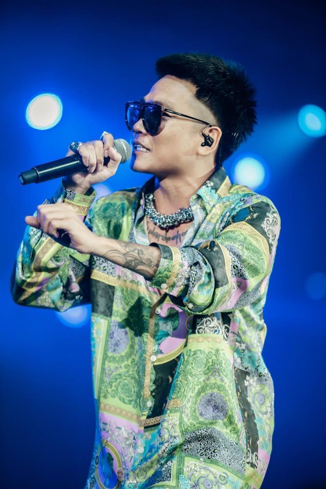 Rap Việt All-star Concert: Thành Cry lần đầu debut, dàn HLV và thí sinh cực cháy nhưng BTC đã quá tham lam-8