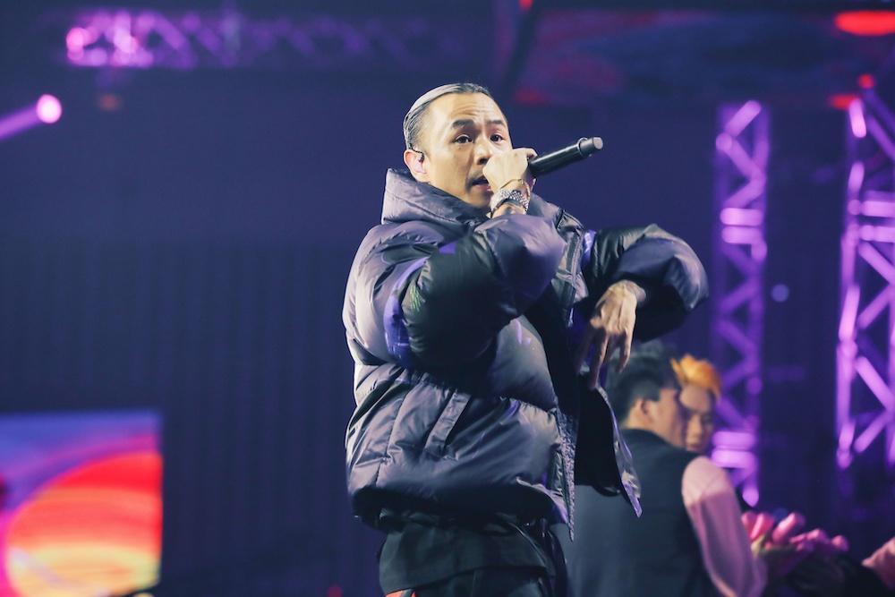 Rap Việt All-star Concert: Thành Cry lần đầu debut, dàn HLV và thí sinh cực cháy nhưng BTC đã quá tham lam-9