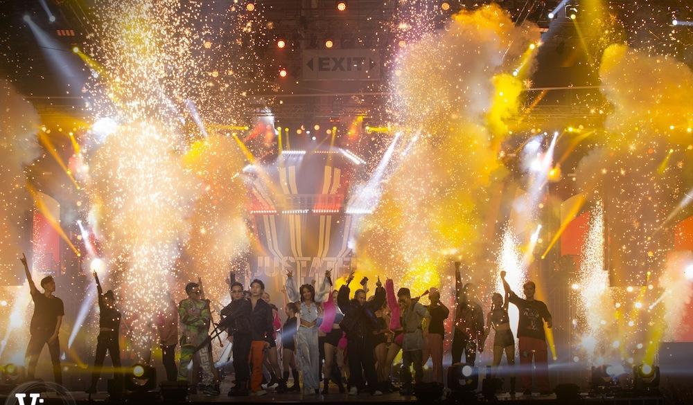 Rap Việt All-star Concert: Thành Cry lần đầu debut, dàn HLV và thí sinh cực cháy nhưng BTC đã quá tham lam-12