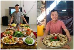 Chàng trai Bắc Ninh sống ở nước ngoài 10 năm, mỗi ngày vẫn nấu món Việt 'đỉnh của đỉnh'