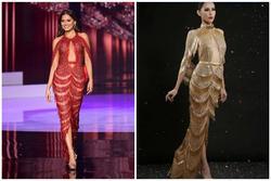 Đầm dạ hội giúp Tân hoa hậu Mexico đăng quang Miss Universe bị nghi đạo nhái