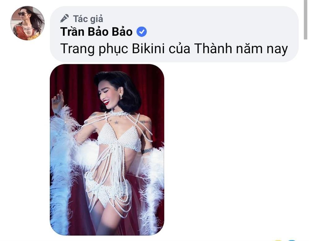Xôn xao BB Trần thi hoa hậu, khoe luôn trang phục dân tộc và dạ hội-4